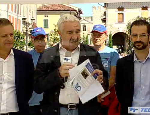 """Intervista ai tecnici di Beesteel – Teletutto, """"In Piazza con Noi"""" Episodio 101"""